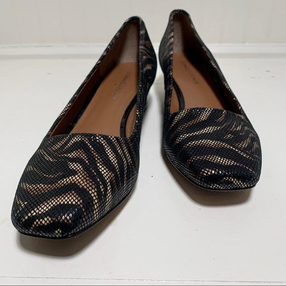 Donald J. Pliner Shoes - Donald J. Pliner Zebra Emile Flats